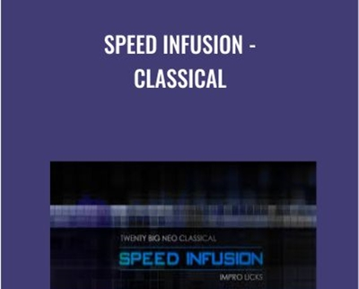 Speed Infusion - Classical - Claus Levin
