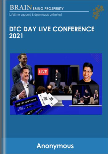 DTC Day Live Conference 2021
