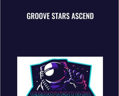 Groove Stars Ascend by Angie Norris